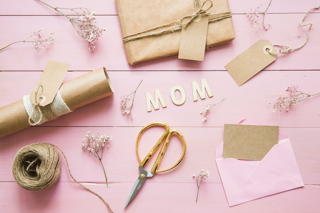 Compositie voor moederdag