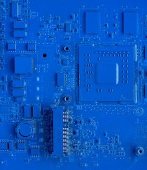Computer moederbord.