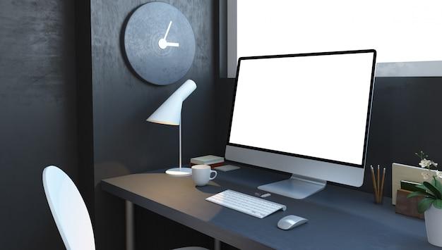 Computer op navy desktop
