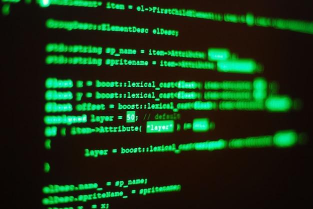 Computer programma code