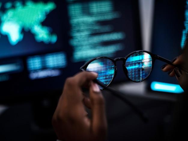 Computercodering schieten