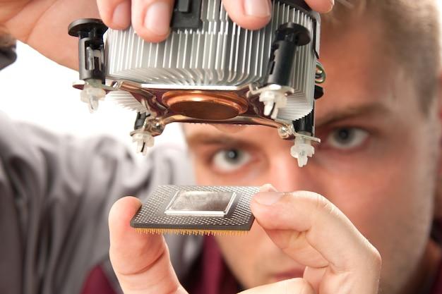 Computerondersteuningsingenieur