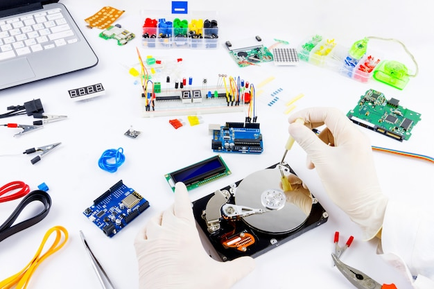 Computerprogrammering micro-elektronica