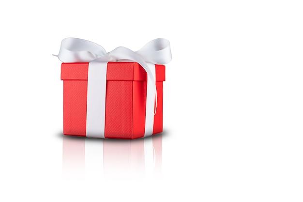 Concept cadeaus voor de feestdagen verrassingen universele horizontale foto geïsoleerd