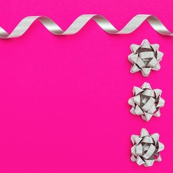 Concept decoraties voor viering, valentijnsdag, feest, vakantie, verjaardag.