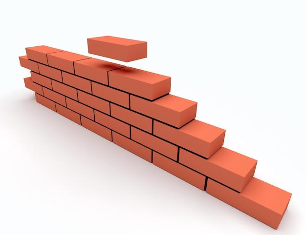 Concept van bouw en constructie