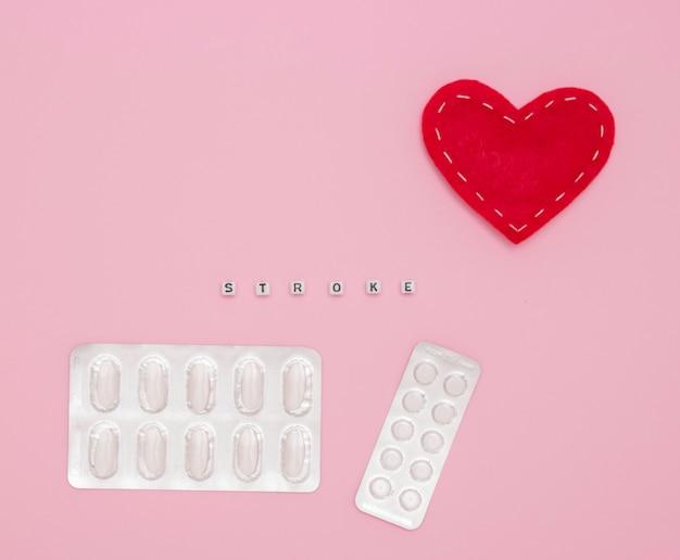 Concept van gezondheid, cardiologie, hartziekte