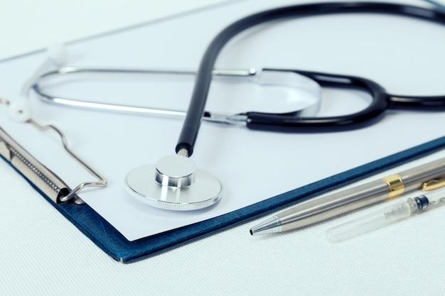 Concept voor medisch en gezondheidszorg