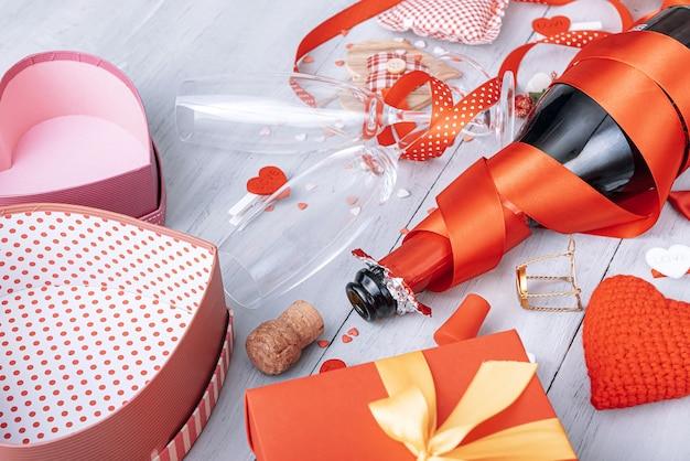 Concept voor valentijn