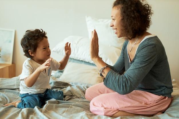 Concept voor vroege ontwikkeling en ouderschap