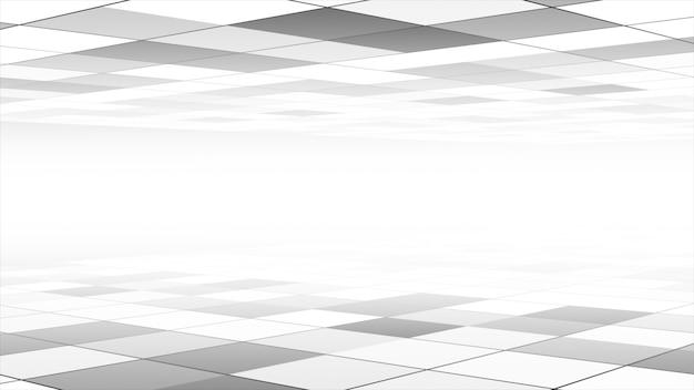 Concept zakelijke achtergrond. lowpoly illustratie van visie perspectief met kopie ruimte