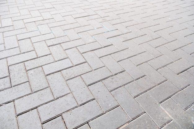Concreet de vloerpatroon van het betonmolenblokblok voor achtergrond