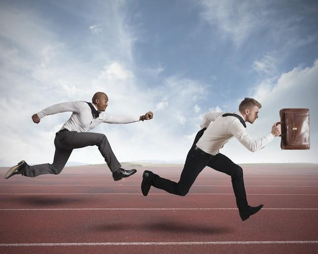 Concurrentie in het bedrijfsleven