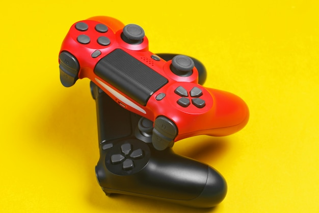 Console voor videogameconsole