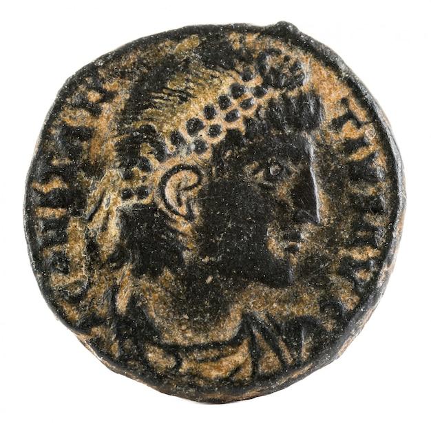 Constantius romeinse munt