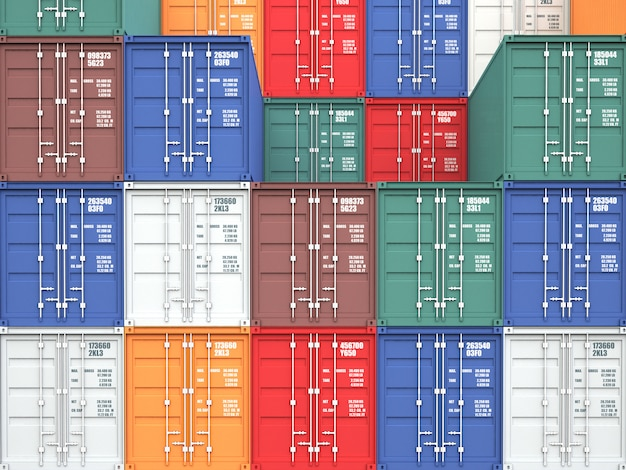 Container achtergrond