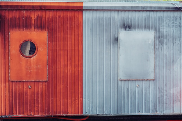 Container achtergrondstructuur