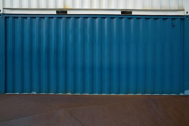Container voor industrieel transport