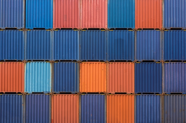Containers achtergrond