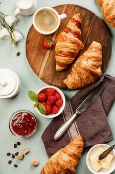 Continentaal ontbijt