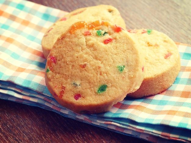 Cookies oude retro vintage stijl