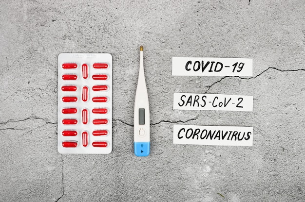 Coronavirus is een pandemisch virus.