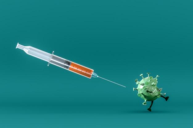 Coronavirus-vaccin