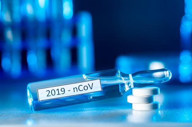Coronavirus-vaccinampul