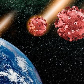 Coronavirus ziekte covid-19 pandemie