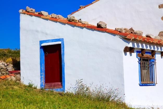 Corratxar dorp in tinenca benifassa van spanje
