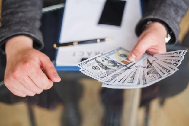 Corruptie zakelijk zakelijk