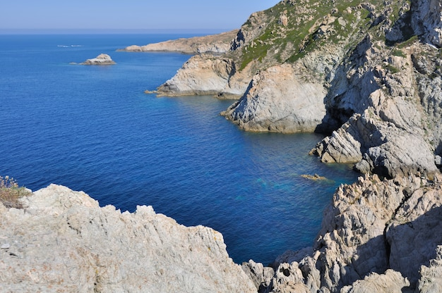 Corsica kust - revellata