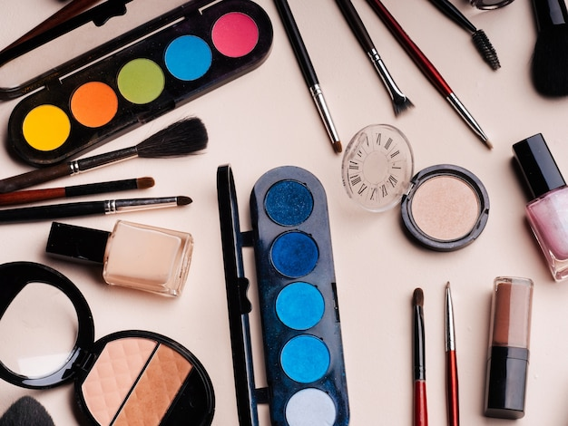 Cosmetica en make-up set