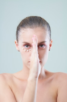Cosmetica en schoonheidsconcept