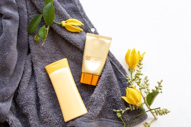 Cosmetica schoonheidsgezondheidszorg voor huidgezicht