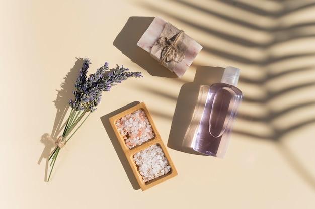Cosmetica voor spabehandelingen