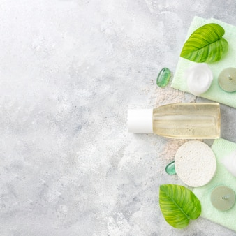 Cosmetisch product voor het reinigen van kopie-ruimte