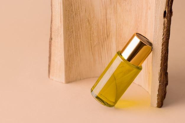 Cosmetische biologische olie voor gezichts- en lichaamsverzorging