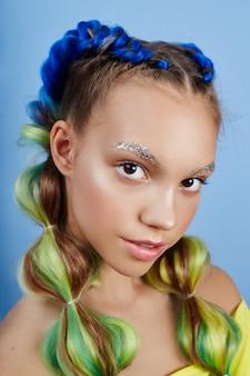 Cosmetische cosmetica voor gezichts- en lipverzorging, cosmetisch gezichtsmasker