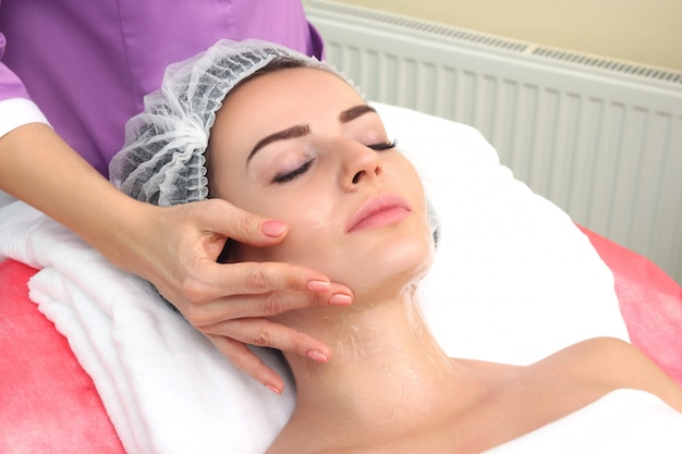 Cosmetische massage hebben