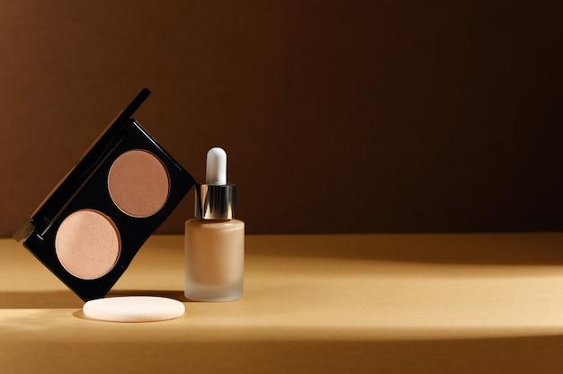 Cosmetische producten voor professionele make-up