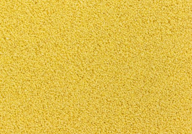 Couscous graan textuur