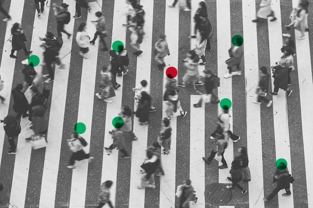 Covid-19-tracking in de openbare ruimte