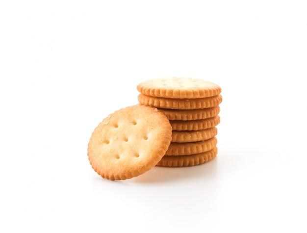 Crackers of koekjes