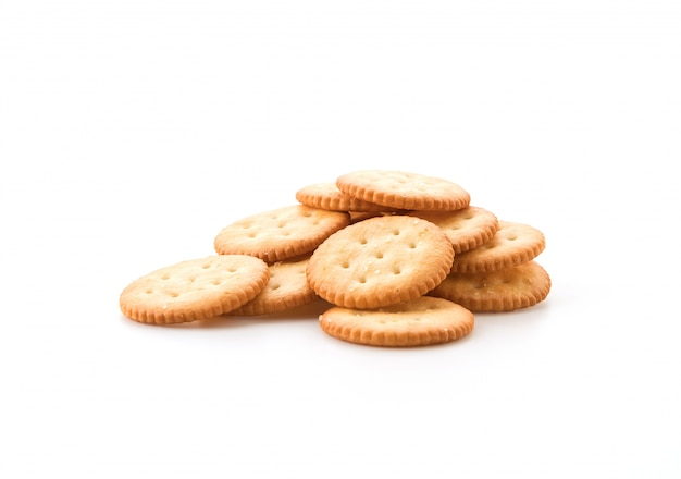 Crackers of koekjes