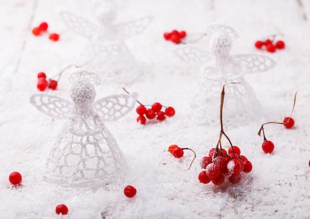 Cranberry sneeuw