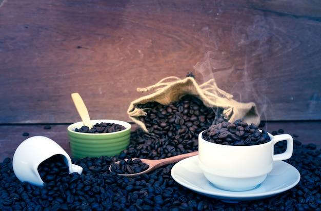 Crazy verliefd op koffie