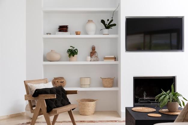 Creatieve fengshui praktijk woonkamer arrangement