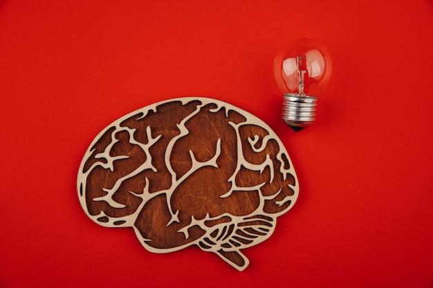 Creatieve nieuwe idee-innovatie, brainstorming, inspiratie en oplossingsconcepten
