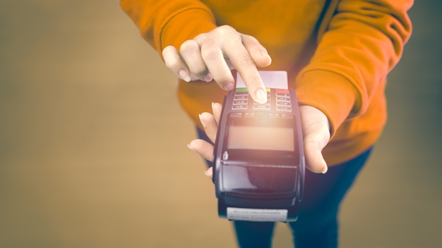 Creditcard-uitgaven